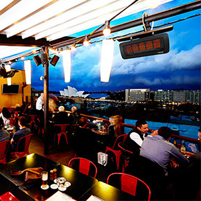 The Key to a Great RooftopBar